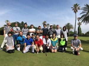 第8回ゴルフコンペ ~弘明寺近くの美容室Air(エアー)~