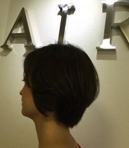 フェミニンショート 弘明寺近くの美容室Air(エアー)ブログ